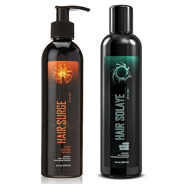 Hair Surge Shampoo & Hair Solaye Conditioner Combo - bodytonix