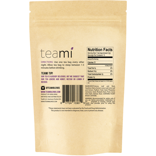 Teami Colon Cleanse Tea Blend - bodytonix