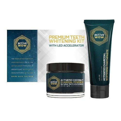 Ultimate Teeth Whitening Combo - bodytonix
