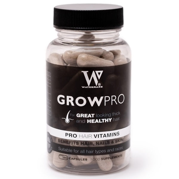 Watermans GrowPro Hair Vitamins