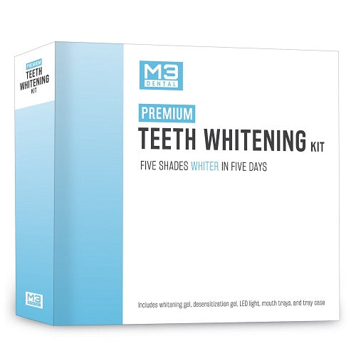 Premium Teeth Whitening Kit - bodytonix