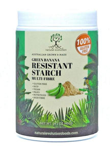 Natural Evolution Green Banana Resistant Starch - 400g
