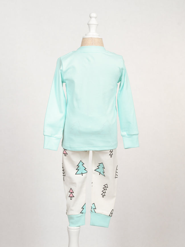 Beary Boo! PJs in Mint