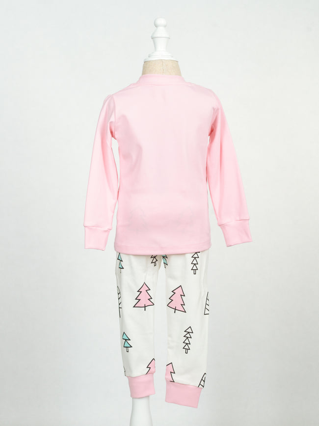 Beary Boo! PJs in Pink