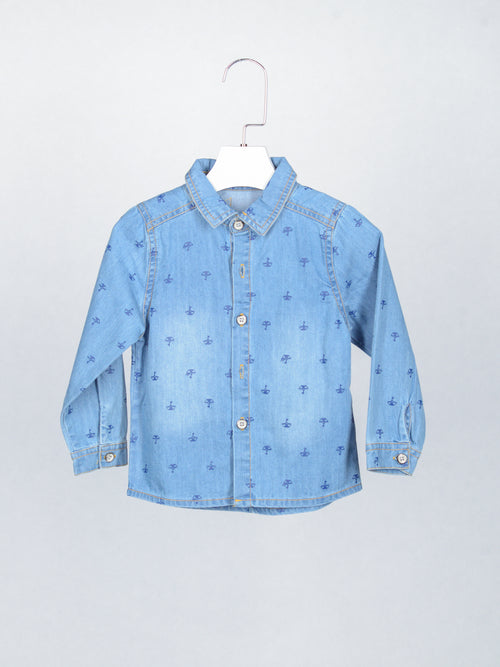 Yacht Denim Shirt