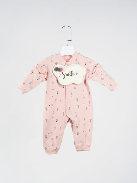 Aubrey Onesie & Skirt Set With Headband