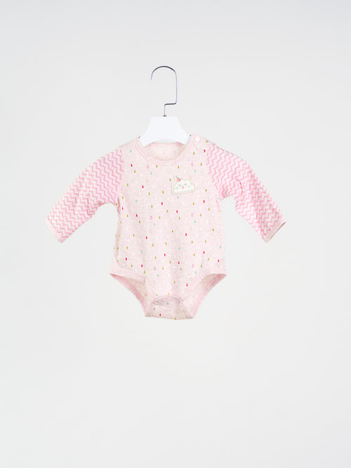 Avery Long Sleeve Onesie