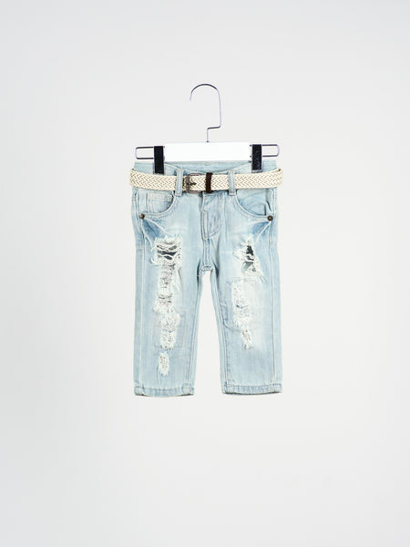 Cruise Splatter Paint Jeans