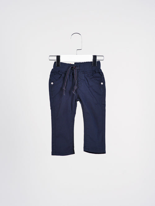 Josh Navy Blue Chinos