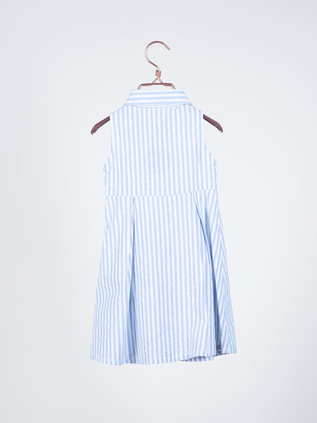 Anastasia Pin Striped Dress