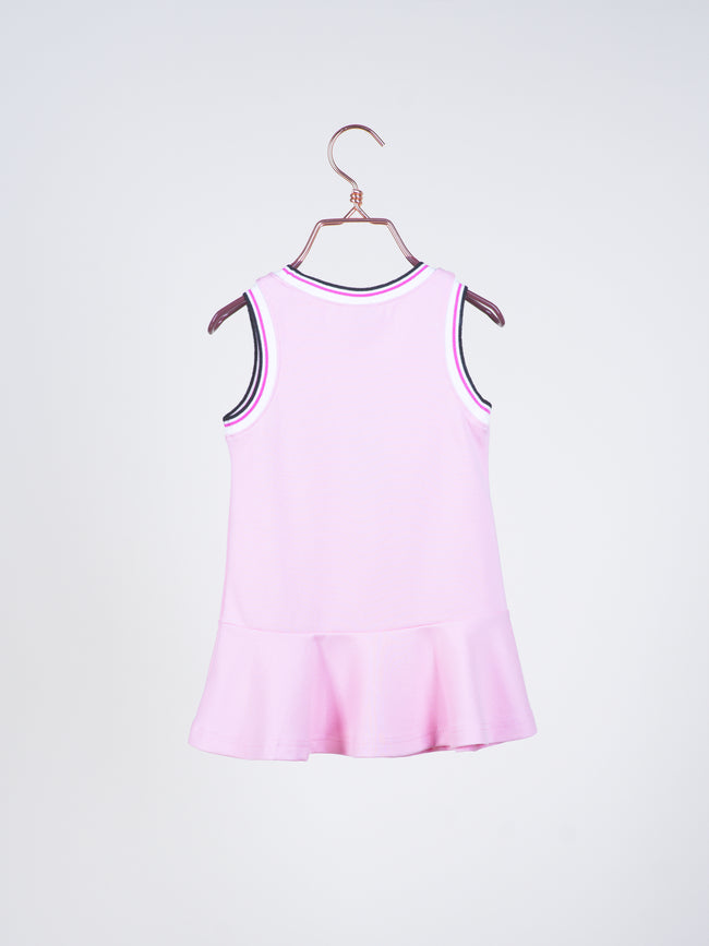 Steffi Athletic Pink Dress