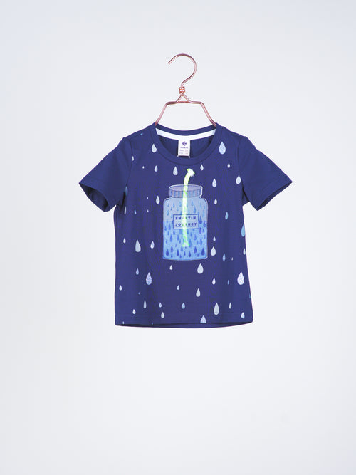 Raindrops in a Bottle Tee