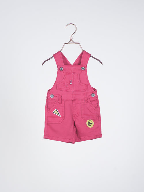 Russell Denim Shortalls