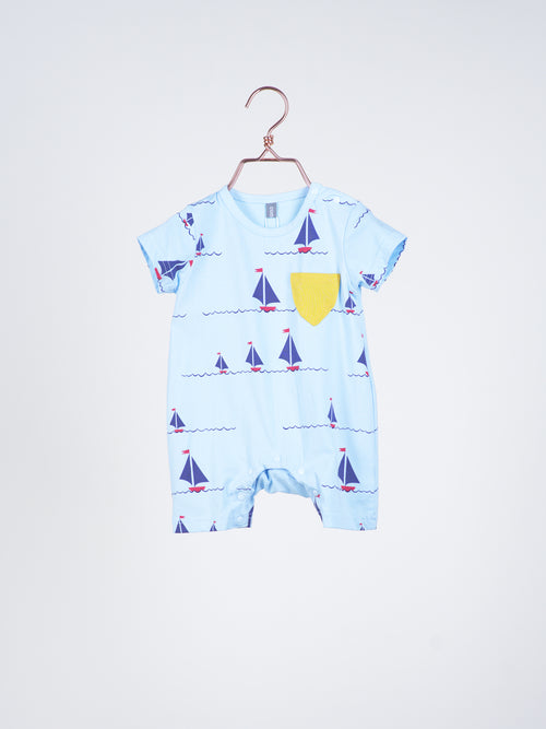 Ahoy Sailor! Onesie