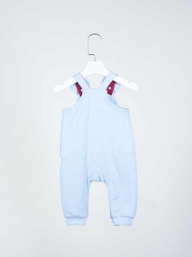 Jerry Mouse Overall in Light Blue