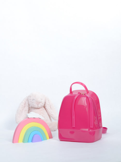 Jelly Pink Bag