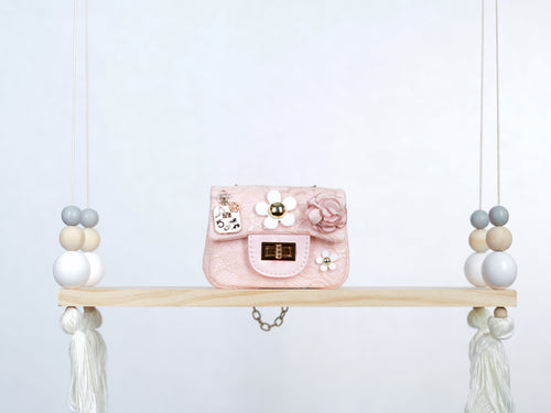 Pretty in Pink Handbag