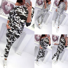 Long Sleeved Pocket Camouflage Suit