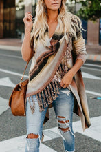 Fashion Tassel Long Sleeve Cardigans