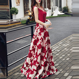 Banquet Wedding Evening Dress