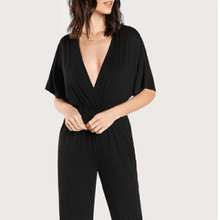 Sexy Deep V-Neck Body Jumpsuit