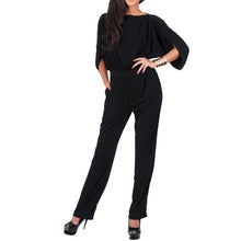 Loose Sexy Sleeve Jumpsuit