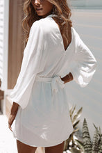 Casual Stylish White Short Sleeves Romper