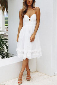Sexy Sleeveless Lace Mesh Maxi Dress
