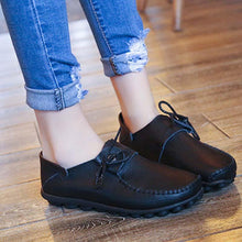 Casual Women's Shoes Flat Strap Loafers