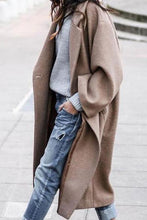 Stylish Long Outerwear Warm Fashion Coat