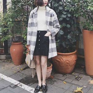 Fashion Casual Thicken  Coat