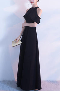 Elegant Off-Shoulder Party Evening Dress