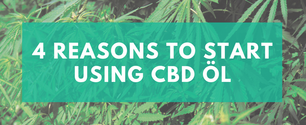 CBD oil usage health benefits