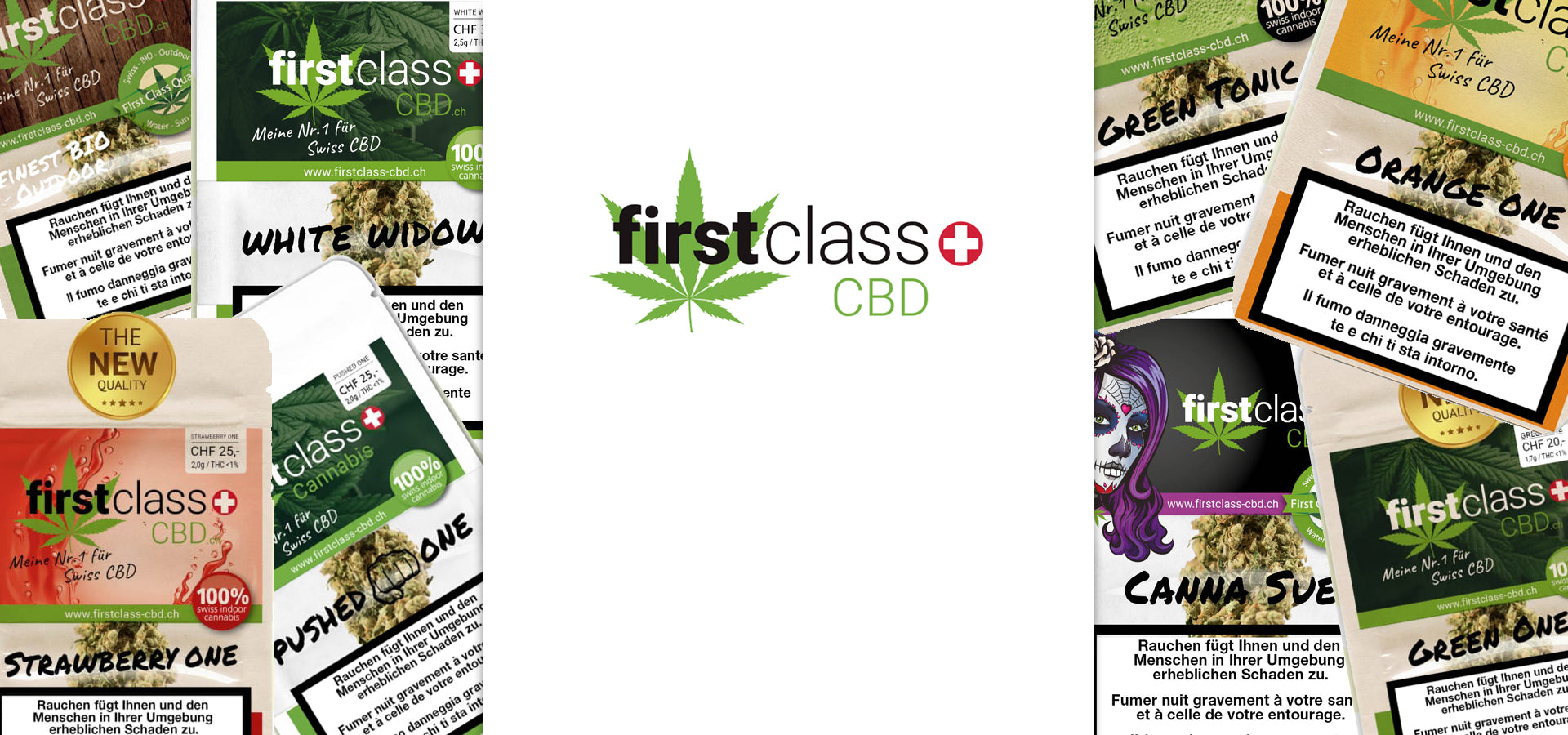 New brand: welcome First class
