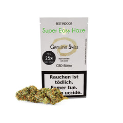 Super Easy Haze-CBD Cannabis-Genuine Swiss-Swiss CBD Shop-uWeed