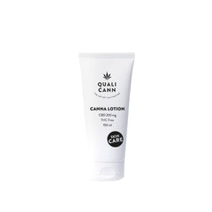 Canna Lotion-CBD Cosmetics-Qualicann-Swiss CBD Shop-uWeed