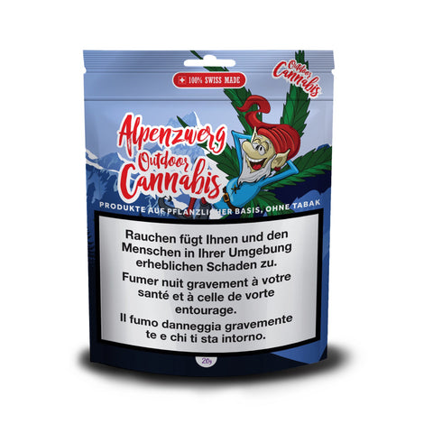 Alpenzwerg - White Widow Afghan Outdoor - CBD Cannabis | Pure Production | CBD Cannabis | uWeed | Swiss CBD Shop | Buy Online Shop CBD Switzerland