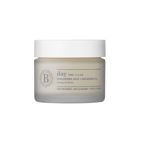 DAY - CBD Cream with Hyaluronic Acid & Macadamia Oil