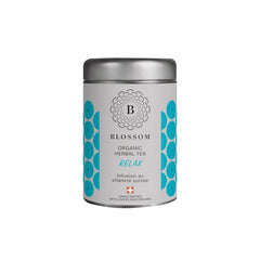 Organic Herbal Tea with Swiss Hemp - Relax-CBD Tea-Blossom-Swiss CBD Shop-uWeed