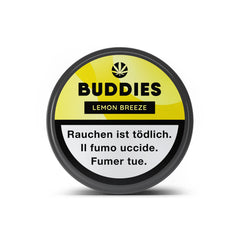Buddies - Lemon Breeze - CBD Hemp - Buy cannabis online in CBD shop - uWeed Switzerland