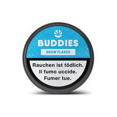 Buddies - Snow Flakes - CBD Hemp - Buy cannabis online in CBD shop - uWeed Switzerland