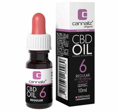Selection CBD Oil 6% - Charlotte's Web (600mg) | Cannaliz | CBD oil | uWeed | Swiss CBD Shop