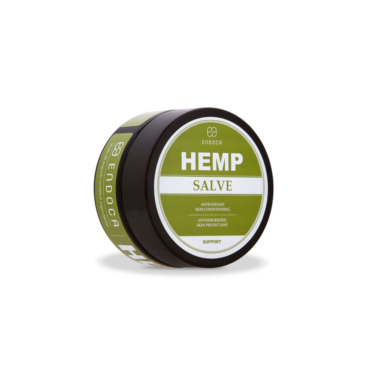 CBD Hemp Salve Body and Face Care with 750mg CBD | Endoca | CBD Skincare | uWeed | Swiss CBD Shop