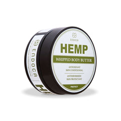 CBD Hemp Whipped Body Butter 300-1500mg | Endoca | CBD Skincare | uWeed | Swiss CBD Shop