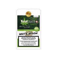 White Widow-CBD Cannabis-First Class CBD-Swiss CBD Shop-uWeed
