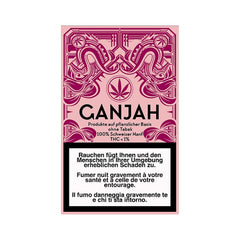 Jahvina | Ganjah | CBD Cannabis | uWeed | Swiss CBD Shop