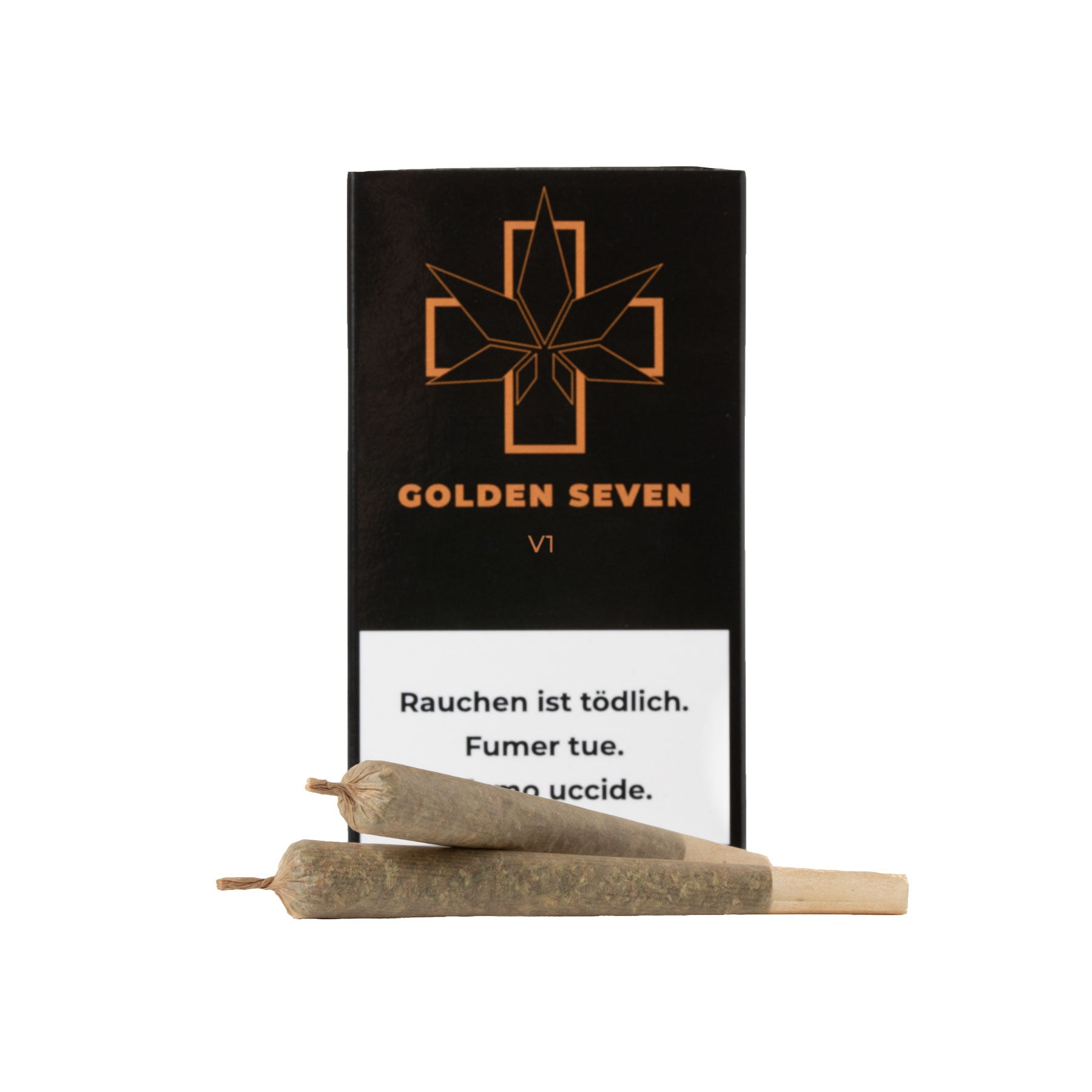 V1 CBD Joints-Pre-Rolls-Golden Seven-Swiss CBD Shop-uWeed