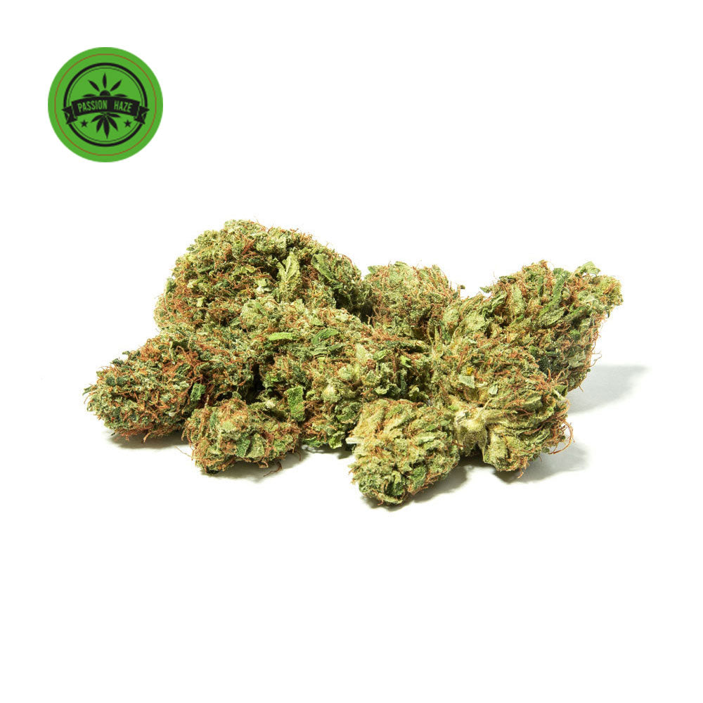 Passion Kush-CBD Cannabis-Green Passion-Swiss CBD Shop-uWeed