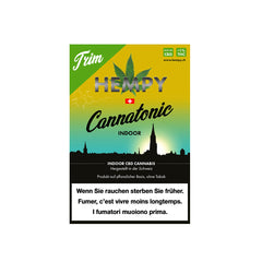 Hempy - Cannatonic Indoor - CBD Trims - Buy online in Swiss CBD shop - uWeed Switzerland