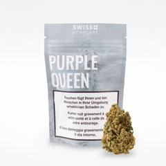 Purple Queen-CBD Cannabis-Swiss Hempcare-Swiss CBD Shop-uWeed